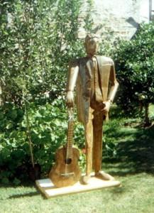 Guitarrista por Alfredo Zapata - La guitarra y el tango