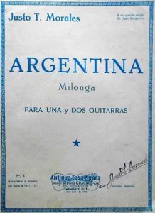 Justo Tomas Morales