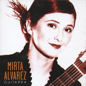 Mirta Alvarez Guitarra