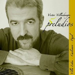Victor Villadangos 5 Preludios